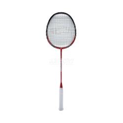 Rakieta do badmintona + pokrowiec, dla zaawansowanych  TOMAHAWK RED Spokey