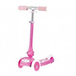 Hulajnoga 3-kołowa, dziecięca, dla dziewczynki STARLET Spokey