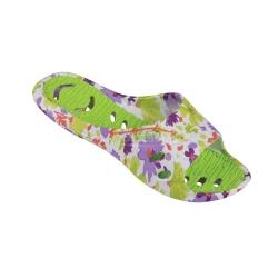 Klapki basenowe CARVI zielone Spokey