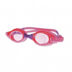 Okulary pływackie dziecięce anti-fog, UV TINCA różowe Spokey
