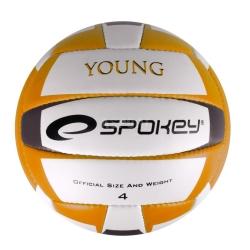 Piłka siatkowa, dla juniorów, rozmiar 4, na halę YOUNG Spokey