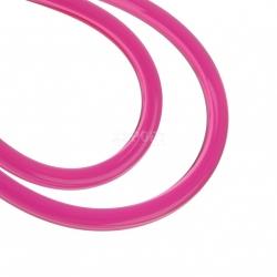 Skakanka z regulowaną linką WHIZZER różowa Spokey