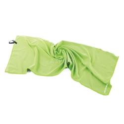 Ręcznik chłodzący, 31x84 cm COSMO zielony Spokey