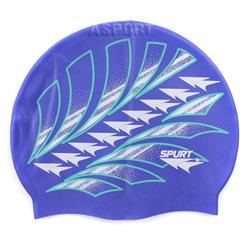 Czepek pływacki, silikonowy, uniwersalny F231 B. VIOLET Spurt