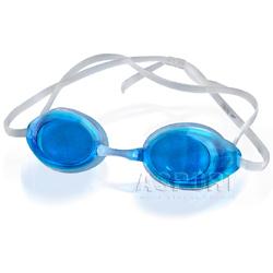 Okulary pływackie, treningowe, TPR, Anti-Fog, filtr UV, wymienne noski TP 2AF