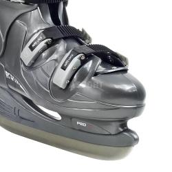 Łyżwy hokejowe PRO JET srebrne Tempish