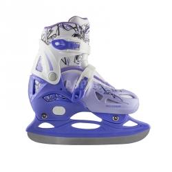 Łyżwy dziecięce, regulowane, hokejowe NH0320A Nils Extreme