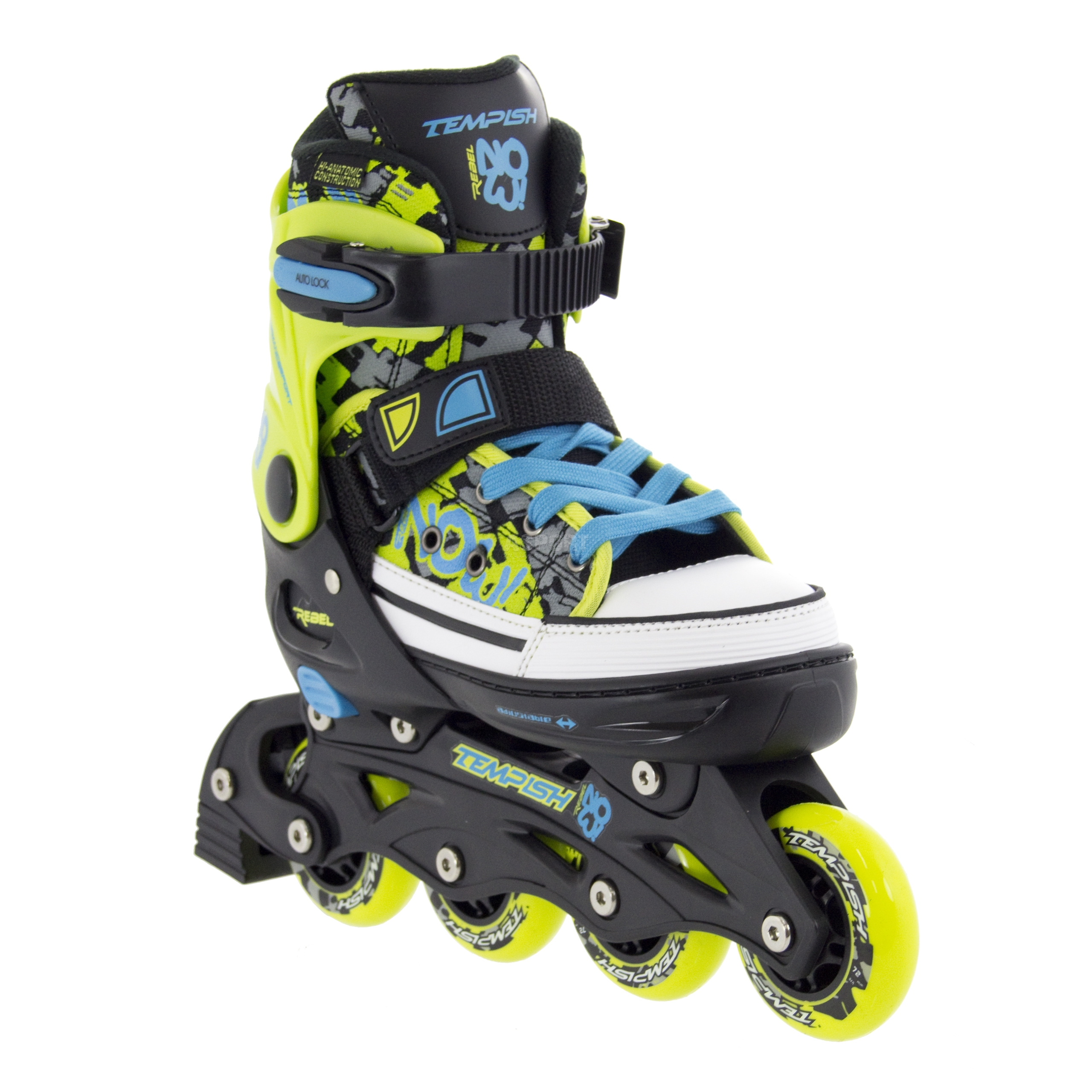 REBEL NOW Kinder TEMPISH Kinder NOW Inlineskates Inliner Inline-Skates größenverstellbar 4fe67a