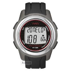 Zegarek z pulsometrem i sensorem krok�w HEALTH TOUCH™ PLUS Timex