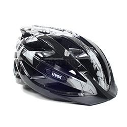 Kask rowerowy, dzieci�cy, m�odzie�owy AIR WING black/white Uvex