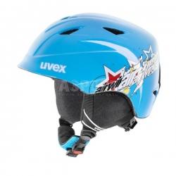 Kask narciarski, snowboardowy, REGULOWANY dziecięcy AIRWING II Uvex
