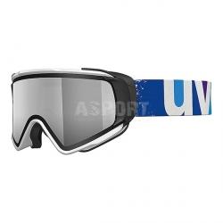 Gogle narciarskie, snowboardowe, dodatkowa szyba JAKK TO Uvex