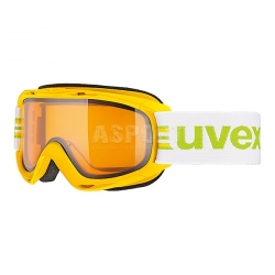 Gogle narciarskie, snowboardowe, damskie, dla nastolatk�w SLIDER Uvex