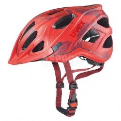 Kask ochronny, rowerowy, na rolki, z daszkiem ADIGE CC Uvex