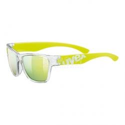 Okulary przeciwsłoneczne, dziecięce, lustrzanki SPORTSTYLE 508 + pasek Uvex