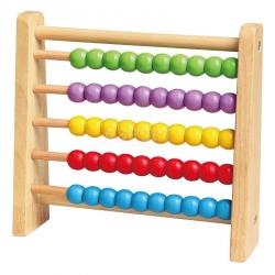 Zabawka edukacyjna, liczydło, od 3 roku Viga
