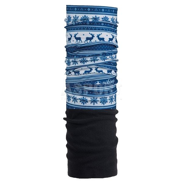 Chusta, opaska, kominiarka, bandana z polarowym ociepleniem 4456 Viking