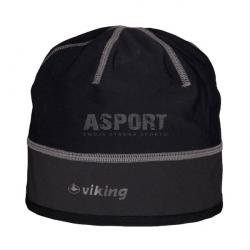 Czapka do biegania, ćwiczeń, pod kask, elastyczna Windstopper Viking