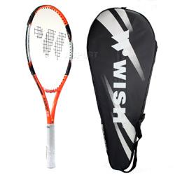 Rakieta do tenisa ziemnego, dla średniozaawansowanych WISH 530 Wish