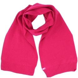 Szalik damski zimowy SZD001 różowy 4F