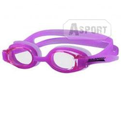 Okulary pływackie dziecięce ATOS różowe Aqua - Speed