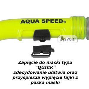 Fajka do nurkowania AROSA Aqua-Speed