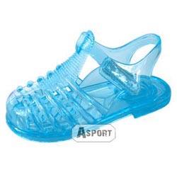 Dziecięce klapki, sandałki INKA niebieskie Aqua-Speed