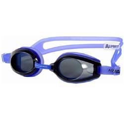 Okulary pływackie AVANTI ciemnoniebiesko-czarne Aqua-Speed