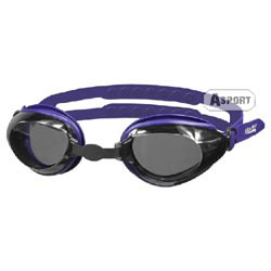 Okulary pływackie CITY granatowe Aqua-Speed