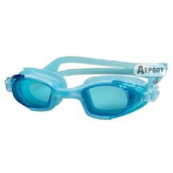 Okulary pływackie dziecięce MAREA JR niebieskie Aqua-Speed