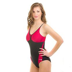 Strój kąpielowy jednoczęściowy LUCY Aqua-Speed