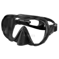 Maska nurkowa, bezramkowa, dla dorosłych, dla młodzieży ULTIMA