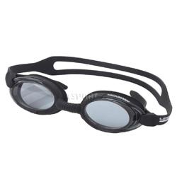 Okulary pływackie MALIBU czarne Aqua-Speed