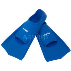 Płetwy treningowe, silikonowe, krótkie Aqua-Speed niebieskie