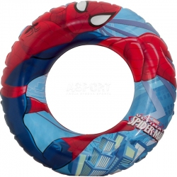 Dmuchane koło plażowe SPIDERMAN 56cm Aqua-Speed