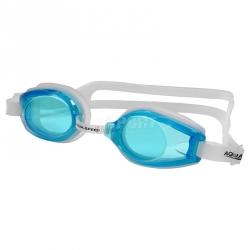 Okulary pływackie AVANTI biały-aqua Aqua-Speed
