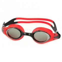 Okulary pływackie, filtr UV, Anti-Fog BETA czerwone Aqua-Speed