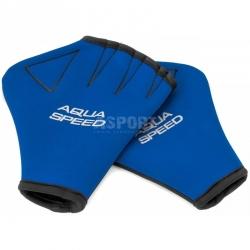 Rękawice pływackie neoprenowe Aqua-Speed