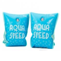 Dmuchane rękawki, motylki do nauki pływania PREMIUM 1-3 lat, 11-18 kg Aqua-Speed