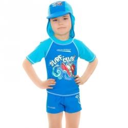 Koszulka plażowa dla dzieci SURF-CLUB Aqua Speed