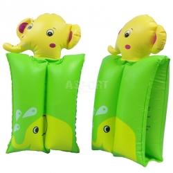Dmuchane rękawki - motylki do pływania WESOŁY SŁONIK Aqua-Speed