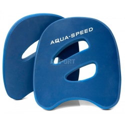 Dyski do aqua areobiku 2 szt. AQUAFITNESS Aqua-Speed