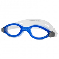 Okulary pływackie, filtr UV, Anti-Fog HORNET niebieskie Aqua-Speed