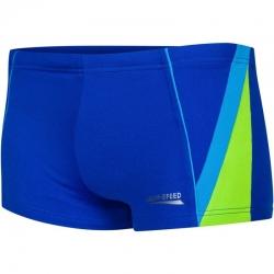 Kąpielówki chłopięce DIEGO niebiesko-zielone Aqua-Speed