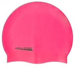Czepek pływacki, silikonowy MEGA 03 Aqua-Speed