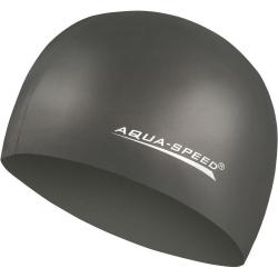 Czepek pływacki, silikonowy MEGA 07 Aqua-Speed