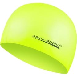 Czepek pływacki, silikonowy MEGA 18 Aqua-Speed
