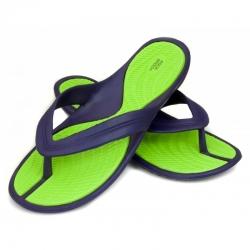 Klapki plażowe, na basen damskie ARUBA fioletowe Aqua-Speed