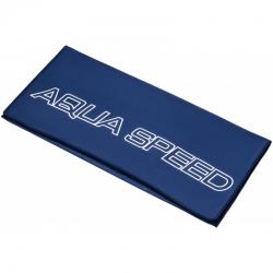 Ręcznik DRY FLAT 50x100 cm granatowy Aqua Speed