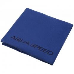 Ręcznik DRY SOFT 70x140 granatowy Aqua Speed